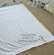 How To Make A Cover Sheet For A Paper How To Make A Duvet Cover