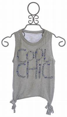Flowers By Zoe Size Chart Flowers By Zoe Designer Sleeveless Top For Tweens Size Sm