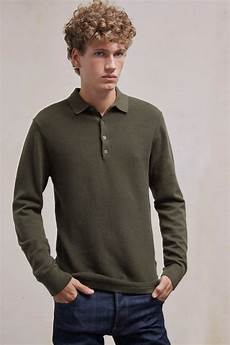 mens knit shirts sleeve textured knit sleeved polo shirt mens tshirts