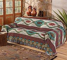Western Sofa Cover 3d Image by Southwest Expressions Sofa Cover