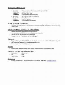 Hobbies And Interests On Resumes Hobbies In Resume Ethnographyessay Web Fc2 Com