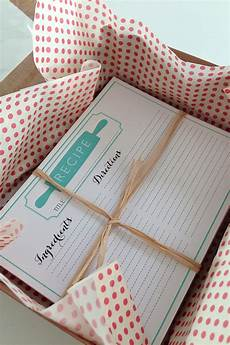Recipes Cards Freebies Printable Heirloom Recipe Cards