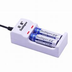 Doublepow Uk83 Slot Rechargeable Battery Charger by Doublepow U21 Usb 2 Slot 1 2v Aa Aaa Rechargeable Battery