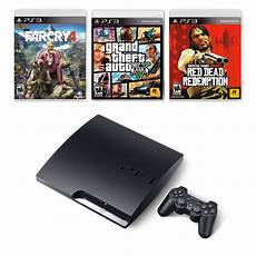 ps3 console gamestop playstation 3 open world blast from the past system bundle