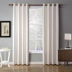 Bedroom Window Curtains Xyzls European Solid White Curtains Shade Blackout Curtain