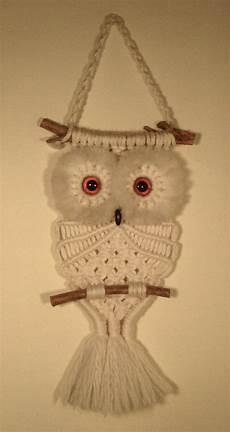 macrame owl macram 233 is a renaissance yay this