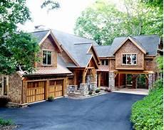 luxury lake retreat architectural designs house plan