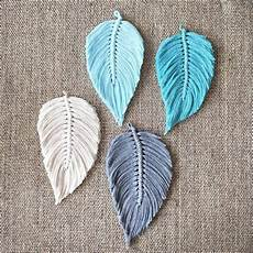macrame feather tutorial and ideas truly majestic