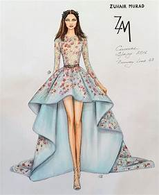 Dress Designing Sketches Pin By H O U D A On Fashion Illustrations Fashion