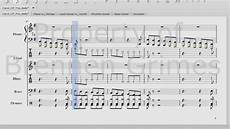 Orchestra Bells Note Chart Trans Syberian Orchestra Carol Of The Bells Sheet