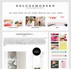 Blog Layouts Journal Blog Website Design Blog Design Feminine