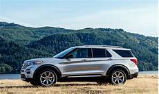 ford unveils the new 2020 explorer drive 2020 ford explorer