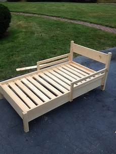white toddler bed diy projects