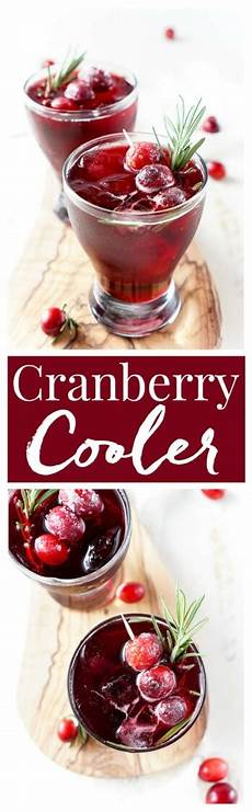 cranberry cooler sugar soul