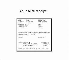 e receipt template free 11 electronic receipts template penn working papers