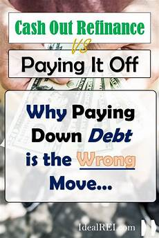 Refinance Calculator Cash Out Blog Personal Finance And Real Estate Investing Ideal Rei