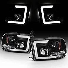 Aftermarket Headlights And Lights For Trucks Amazon Com For 2009 2018 Dodge Ram 1500 2500 3500 Truck