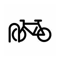 bike rack icons free vector icons noun project