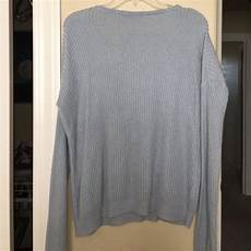Melville Light Blue Sweater 52 Off Melville Sweaters Periwinkle Blue