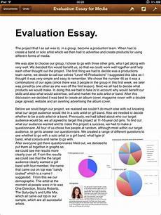 Evaluate Essay Example Examples Of Evaluation Essays Reportz725 Web Fc2 Com