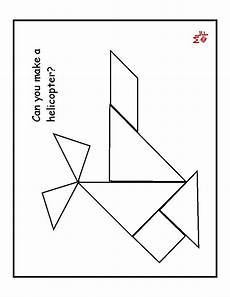 Tangram Kinder Malvorlagen Easy 84 Best Tangram Images On Tangram Printable
