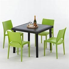 tavoli e sedie rattan tavolo in alluminio tondo bar ristorante tavola calda