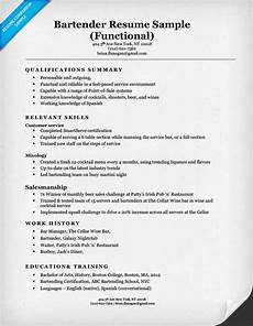 A Functional Resume Is Best For A Person Who Functional Resume Examples Amp Writing Guide Resume Companion