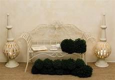 panchine in ferro battuto divanetto provenzale ferro bianco panchine ferro giardino