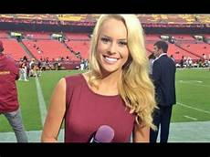 Sports Reporter The 15 Female Sports Reporters Youtube