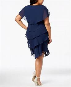Sl Fashions Dress Size Chart Sl Fashions Plus Size Tiered Shift Dress Amp Reviews