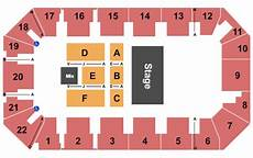 War Memorial Concert Seating Chart Cambria County War Memorial Arena Tickets In Johnstown