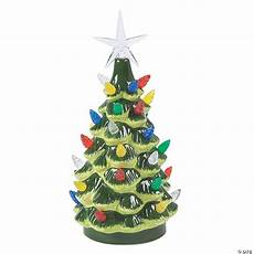 Ceramic Lighted Christmas Trees For Sale Vintage Lighted Ceramic Christmas Tree