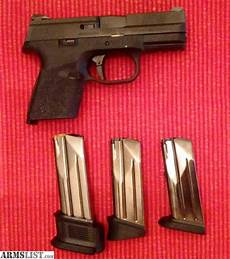 Fns 9c Holster With Light Armslist For Sale Fn Fns 9c Night Sights Iwb Holster