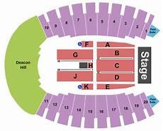 Ramkat Winston Salem Seating Chart Concert Venues In Winston Salem Nc Concertfix Com