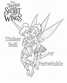 Malvorlagen Wings Quest N De Tinkerbell Secret Of The Wings
