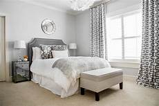 Light Gray Bedroom The Newest Fall Home Decorating Trends