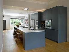 Contemporary Blue Roundhouse Blue Kitchens Contemporary Kitchen London