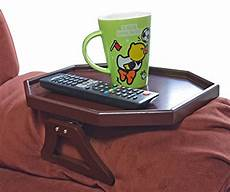 Sofa Arm Cup Holder 3d Image by Utrax Wooden Sofa Arm Clip On Snack Table Wood Chair