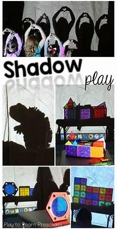Light Theme Preschool Shadow Play Play To Learn Preschool Year 1 Light