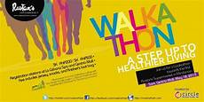 Walk A Thon Posters Join The Rustan S Fresh Cdo Walkathon