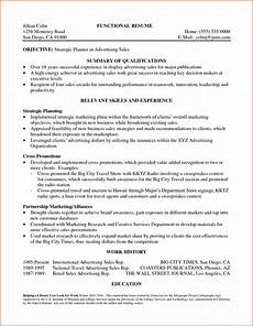 Summary Of Resume Sample 6 Statement Of Qualifications Sample Registration