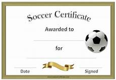 Soccer Certificate Templates For Word 13 Soccer Award Certificate Examples Pdf Psd Ai