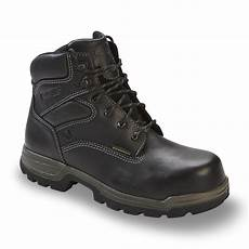 Wolverine Boots Width Chart Wolverine Men S Stratus 6 Quot Soft Toe Waterproof Work Boot
