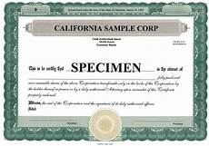 Stock Certificates Templates Blank Free Common Stock Certificate Template Microsoft
