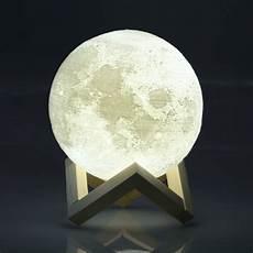 The Luna Light Led Moon Lamp Night Light Lizzly