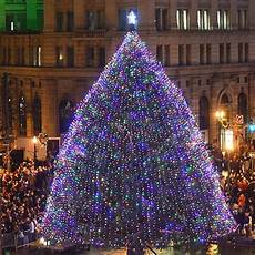 Best Christmas Lights In Albany Ny Christmas Tree Lightings In Upstate Ny 2017 Schedules