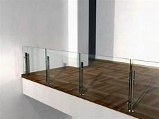 ringhiera vetro prezzo parapetti in vetro stratificato brugine