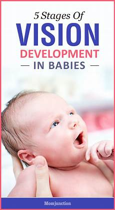 Baby Vision Chart When Can Babies See 5 Stages Of Vision Development
