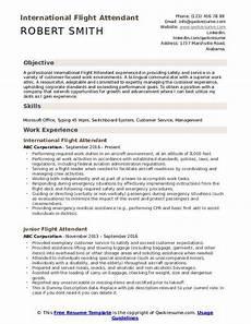 Flight Attendant Job Description Resume Sample Simple Resume Format For Flight Attendant Best Resume