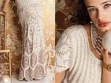 1 wedding dress vogue knitting fall 2012